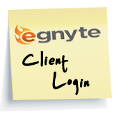 Egnyte Client Login