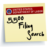 DOL 5500 Filing Search