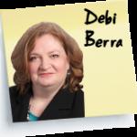 Debi Berra Postit web version