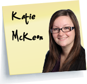 Katie McKeon Postit