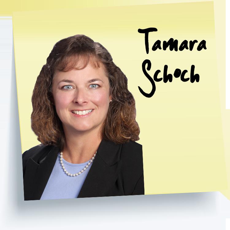 Tami Schoch Postit 2.0